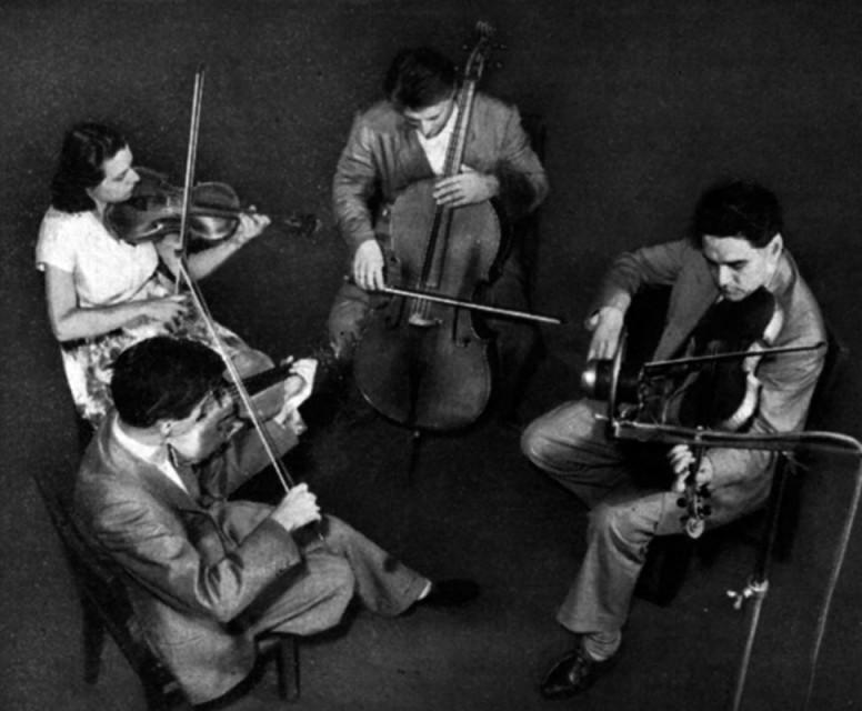 Il Quartetto Italiano<br/> mito e leggenda