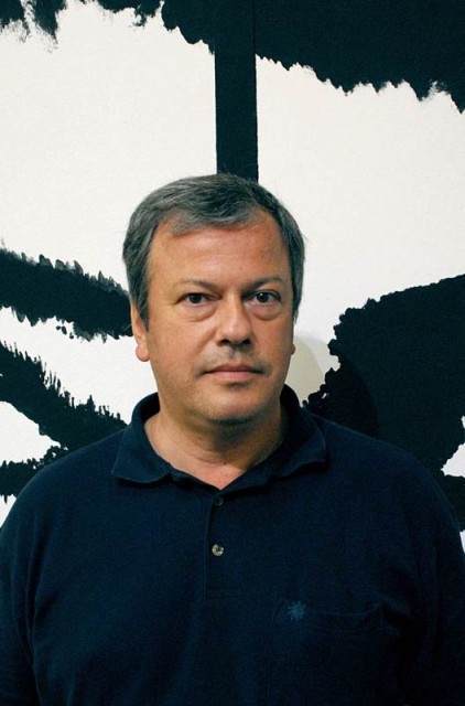 Dario Voltolini<br/> scrivere per figure