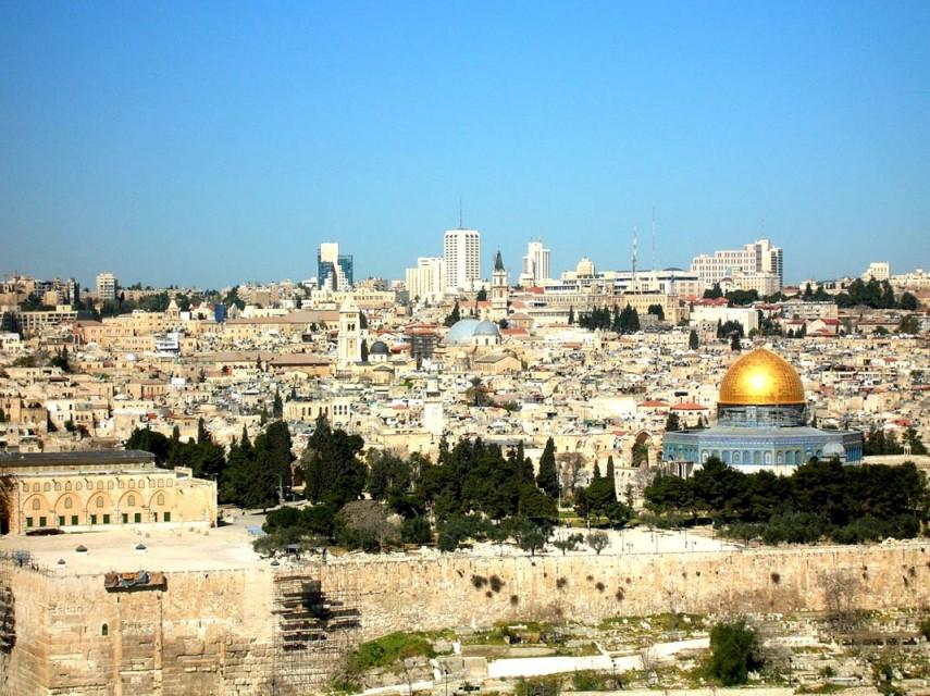 Gerusalemme<br/> lacerata