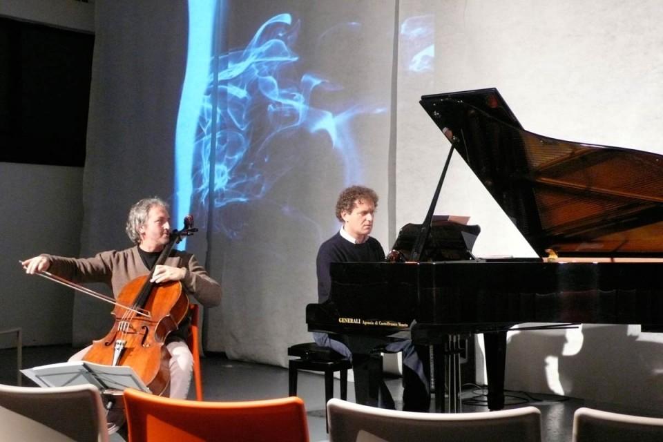 Lekeu – Schubert<br/> Brunello, Lucchesini