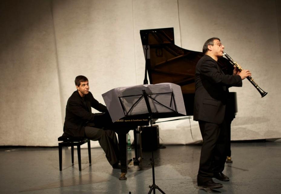 Mirabassi e Mehmari<br/> sempre gran musica!