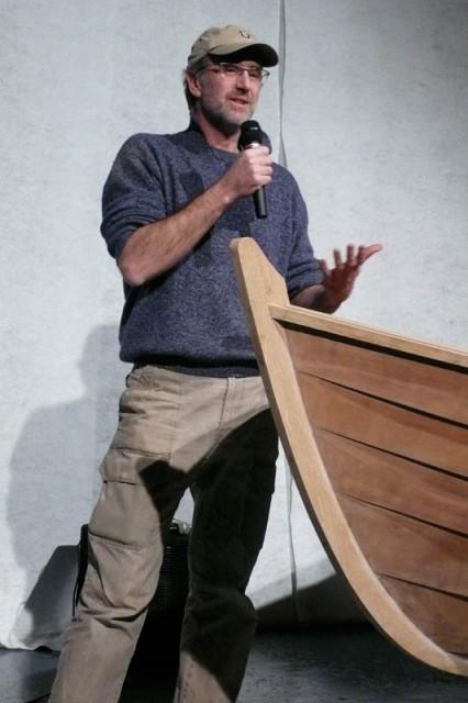 Un altro Po<br/> un uomo e una barca