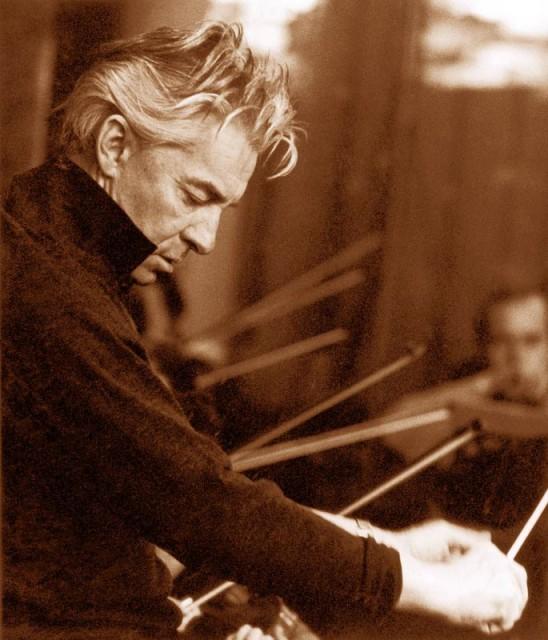 Herbert von CHI ??<br/> Karajan