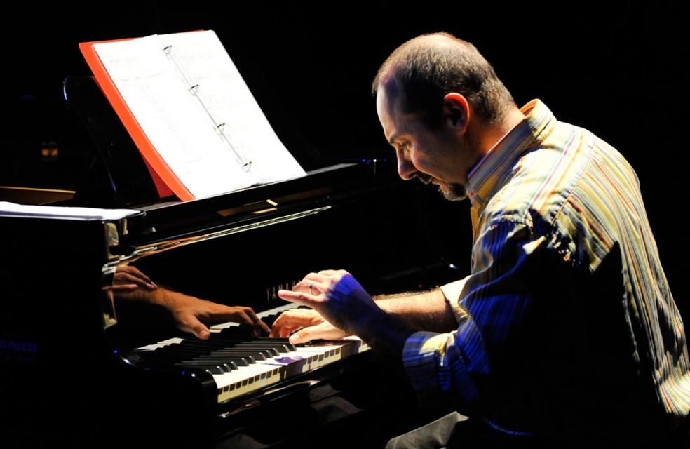 Il pianoforte jazz! Umberto Petrin