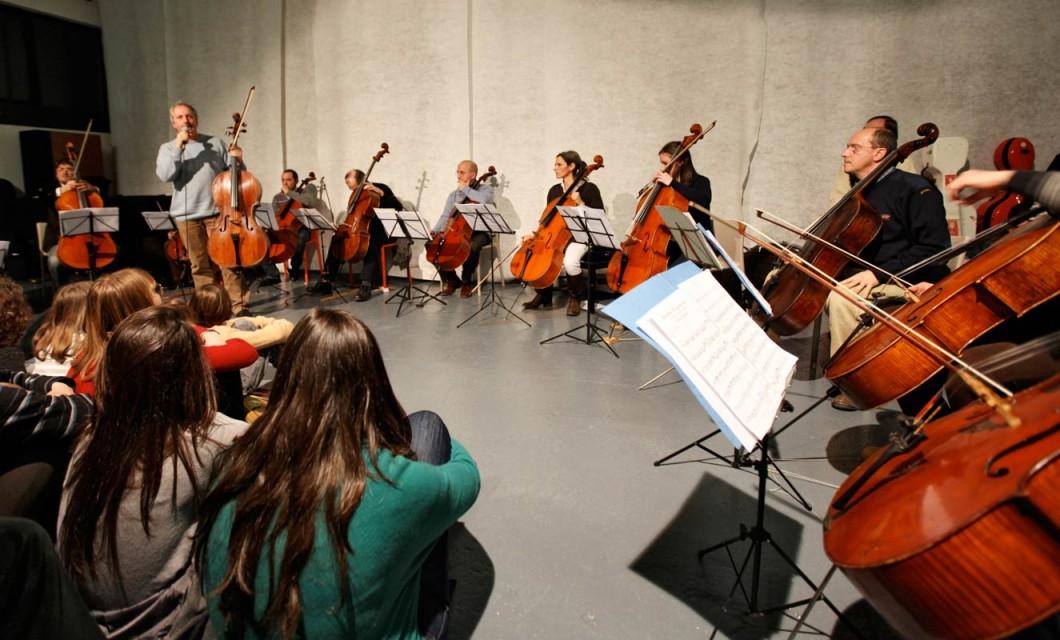 L'Orchestra<br/> Villa-Lobos