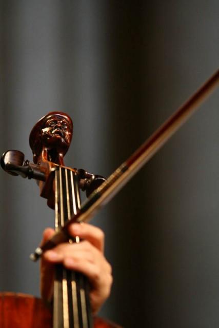 Due violoncelli per<br/> Bach, la Quarta suite