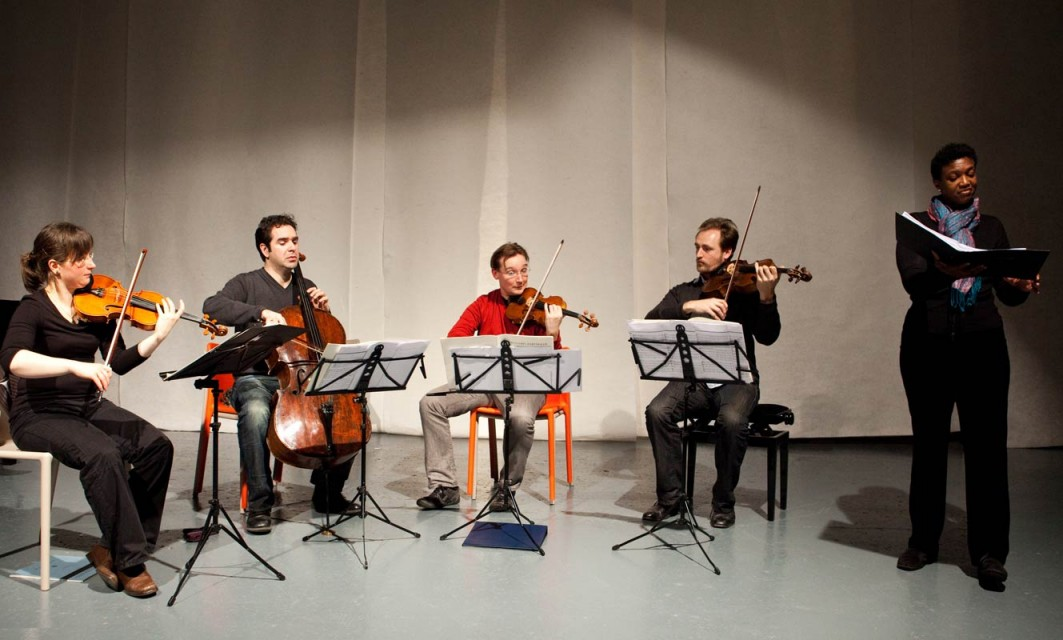 Il Quartetto Kuss<br/> da Berlino…