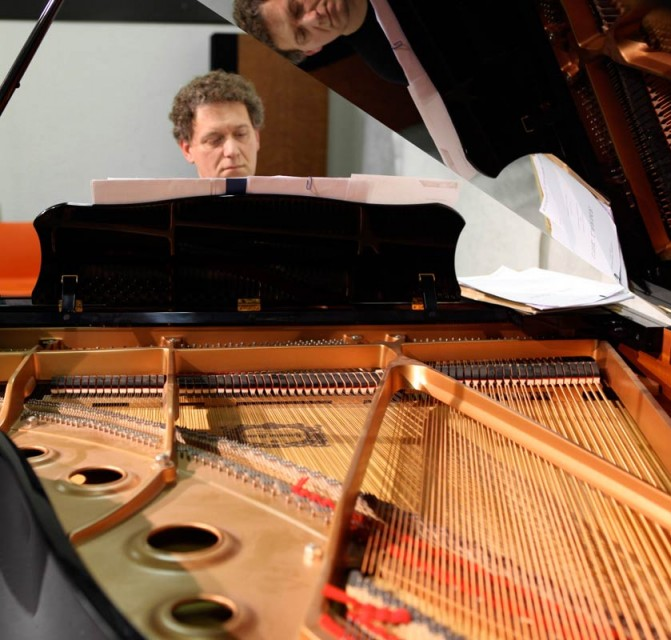 Liszt in Italia<br/> Lucchesini, Brunello