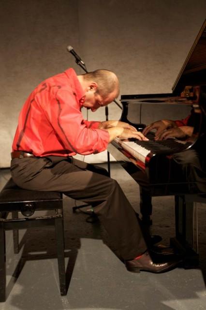Umberto Petrin<br/> il pianoforte jazz