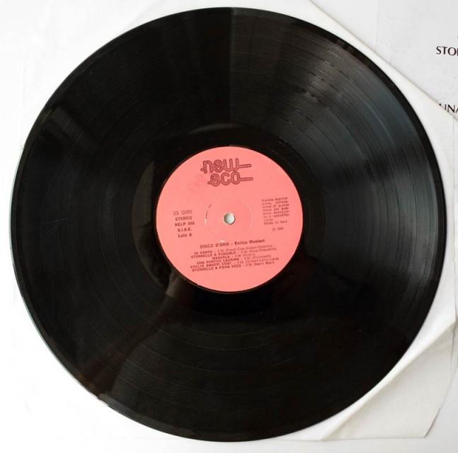 Vinile<br/> il disco del cuore