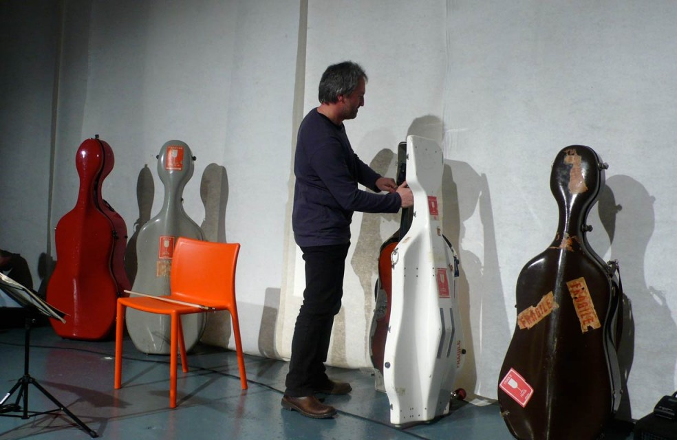 Sei Suites<br/> per violoncello solo