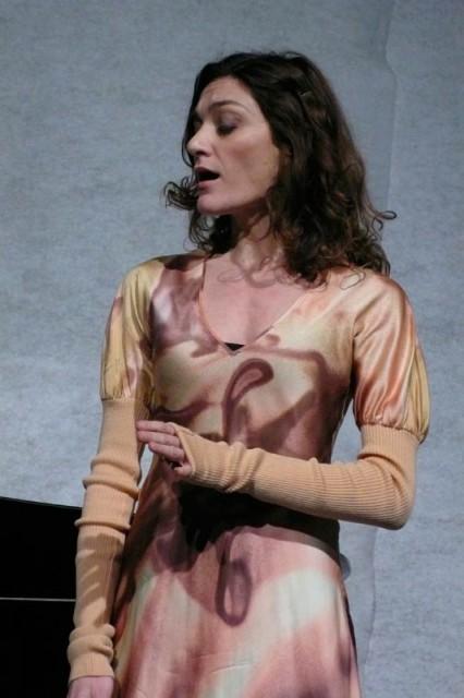 Il canto, la voce<br/> di Cristina Zavalloni