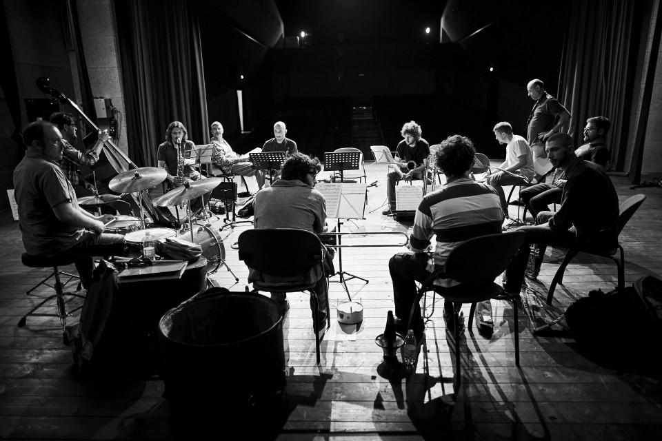 jazz con Glauco Venier e Insium