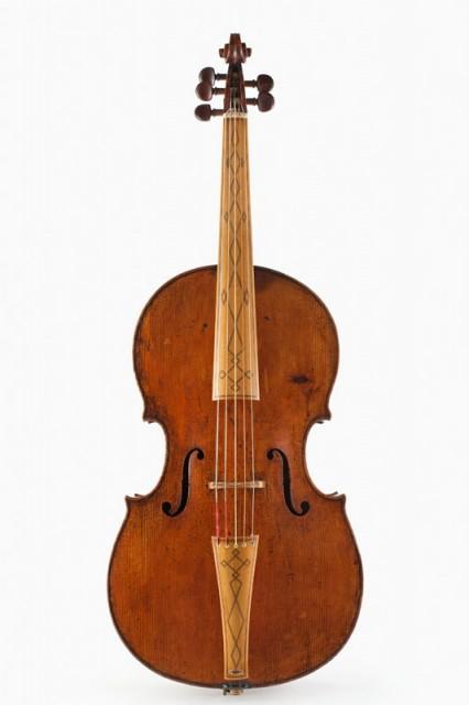 l'anima del violoncello
