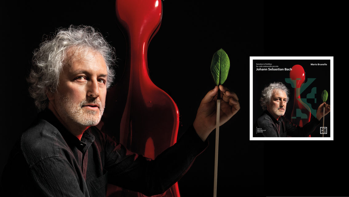 bach, nuovo cd di mario brunello